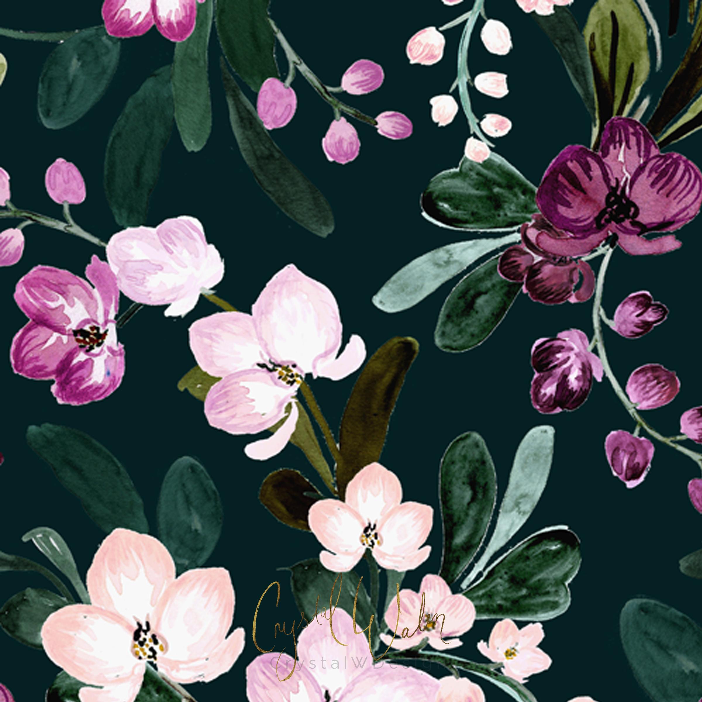 Paradise Bloom - Dark