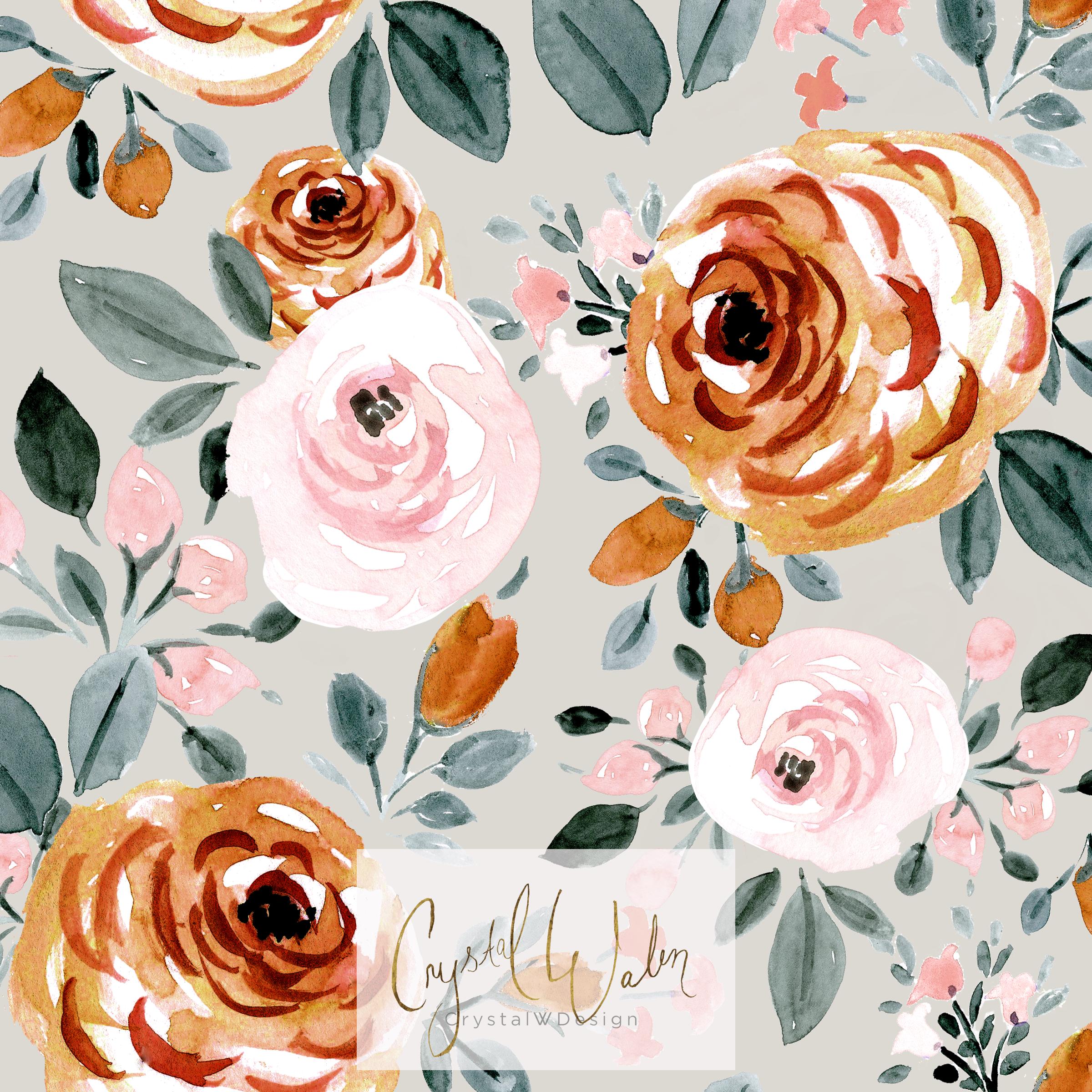Amber Romance Flora