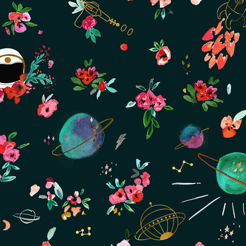 Floral Space