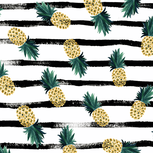 Pineapple Stripe