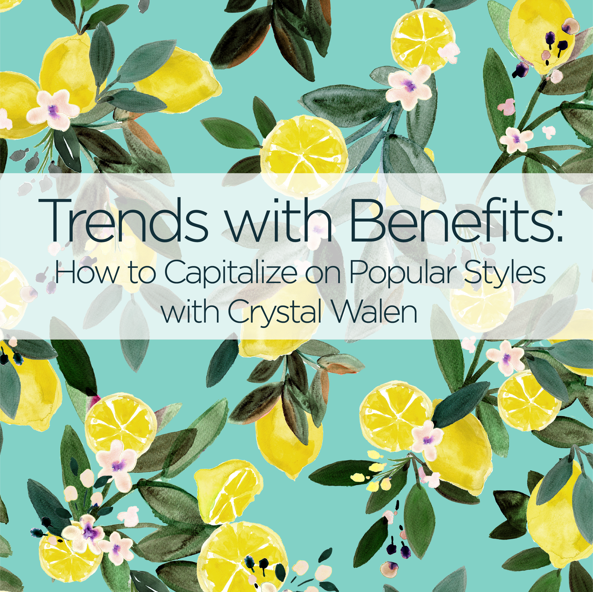 Society6 Artist Feature: Trends with Benefits